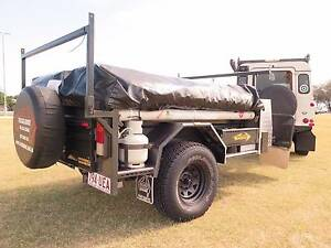 Trackabout Offroad 4x4 Camper Trailer Southport Gold Coast City Preview