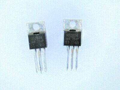 Irf2804 Original Ir Mosfet Transistor 2 Pcs
