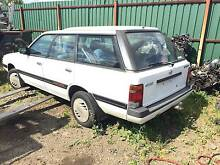 WRECKING 1990 SUBARU SPORTSWAGON MANY PARTS AVAILABLE CHEAP!! Craigieburn Hume Area Preview