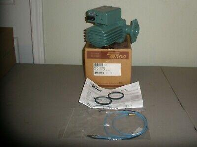 Taco 0013-vdtf3 Variable Speed Circulator Pump 115v Flanged