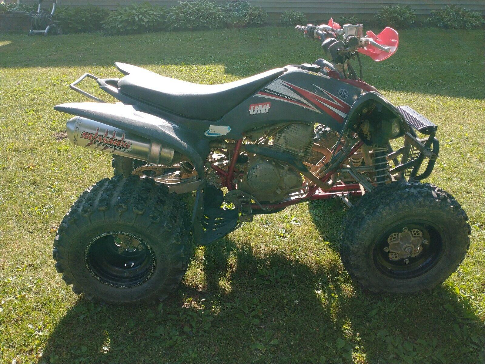 2008 Yamaha Raptor 250 Used