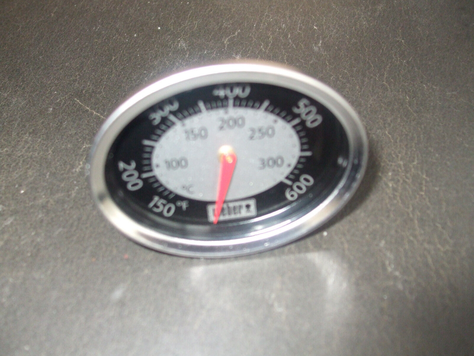 Genuine Weber Gas Grill Thermometer Replacement Q1000 Q2000