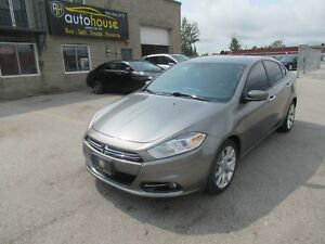2013 Dodge Dart Limited/GT LEATHER,NAV, BACKUP CAMERA, HEATED...