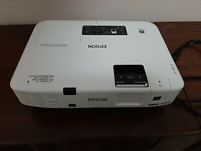Epson Powerlite 1925W Home Theater Projector H314A WXGA HDMI with Remote