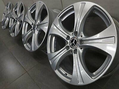 Mercedes GLC W253 SUV X253 Coupé C253 original A2534010800 18 Zoll Felgensatz