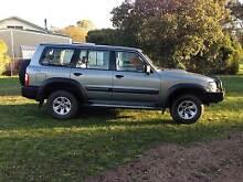 2003 Nissan Patrol Wagon Cavendish Southern Grampians Preview