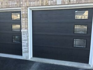 Richards Wilcox Modern Insulated Garage Doors