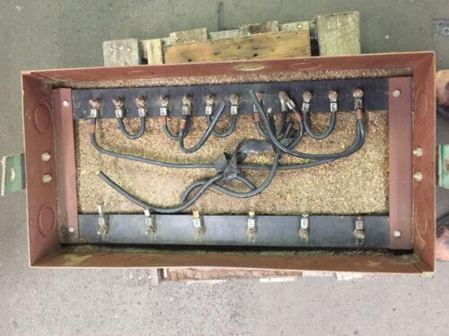 Reliance electric 29.2 KVA transformer (encapsulated)