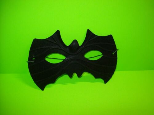 Halloween Bat Vintage Gauze Fabric Costume Mask Batman Gothic Unusual Goth Weird
