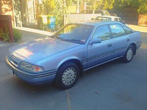 1991 AT2 FORD TELSTAR TX5 GHIA HATCH Eltham Nillumbik Area Preview