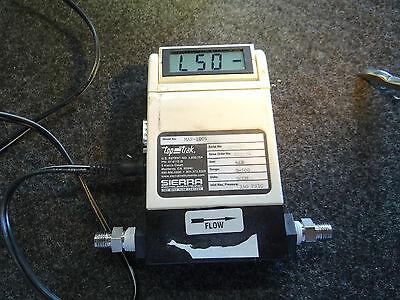 Sierra Instruments Top-trak Mas-1006 Mass Flow Meter W Power Adapter
