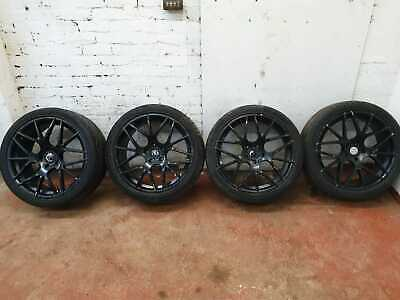 "AUDI Q7 22"" INCH ALLOY WHEELS AND TYRES FULL SET 285/35/R22"