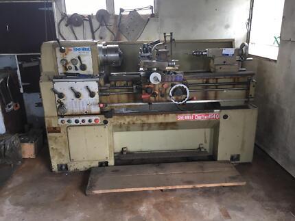 Metal Lathe Heavy Duty Machine Shenwai