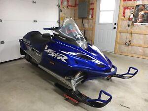 Yamaha sxr 600 2002