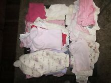 BABY GIRL SIZE 0000,000,00 266 ITEMS!! BUY BULK OR INDIVIDUAL TUB Norman Park Brisbane South East Preview