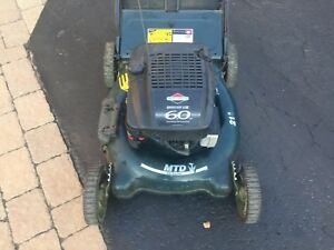 3 in 1 Gas Lawnmower