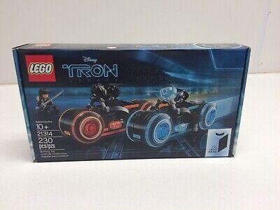 NEW NIB LEGO IDEAS 21314 Tron Legacy NISB Factory Sealed
