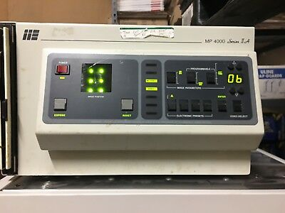 International Imaging Electronics Mp4000 Series Ii A Compact Video Imager