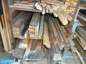 TIMBER – WOOD WORKING SHOP CLEAN OUT