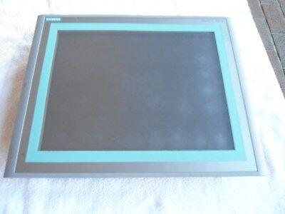 Siemens Tp1500 Basic Pn Touch Panel  6av6 647-0ag11-3ax0