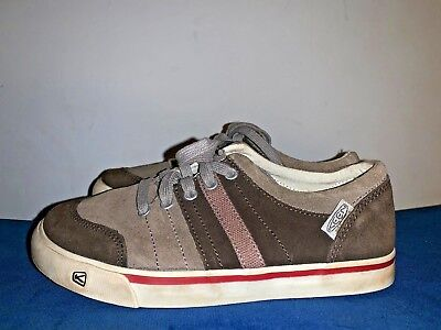 BLOW OUT SALE @ KEEN Coronado Leather Lace Up Sneakers Loafers Shoes Sz 2 ❤️b7