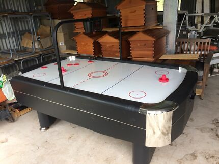 Air hockey table in sunshine coast region qld gumtree australia air hockey table for sale greentooth Choice Image