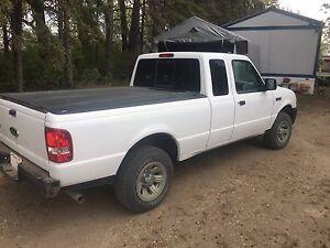 2008 ford ranger standard
