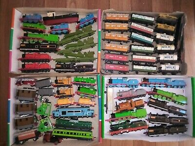 Ertl - Thomas The Tank Engine & Friends - Toy Model Train Railway Collection