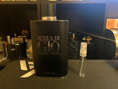 Acqua Di Gio Profumo 5ml Decant