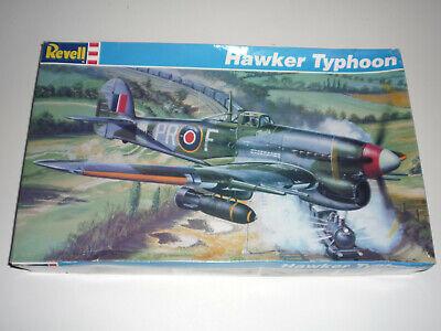 Hawker Typhoon Mk I B von Revell 1:32 Revell-Nr.: 85-4663  Keine Box + Zubehör!