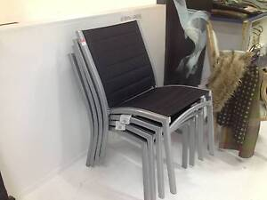 Outdoor chairs Richmond Yarra Area Preview