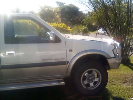 2000 Holden Rodeo Ute Bald Hills Brisbane North East Preview