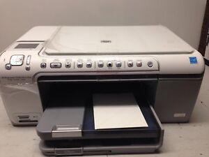 Printer, copier, fax, scanner, HP