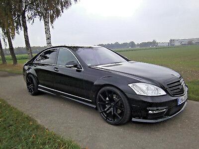 Mercedes Benz S 350 LONG S 65 AMG Paket/Vollausstattung 21 Zoll BENZIN! 87.200KM online kaufen
