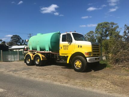 Water cartage - portable council approved domestic/drinking water