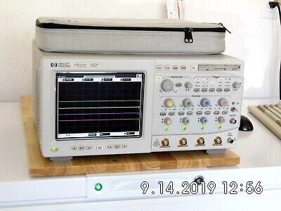 Agilent Hp 54825a Infiniium Oscilloscope - 2 Gsas 500mhz 4 Ch 90 Day Warranty