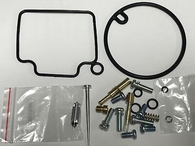Motorcycle Carburetor Rebuild Kits (Motorcycle Carburetor Carb Rebuild Kit for Honda VTX1300 03-07, VTX1300R 05-07 )