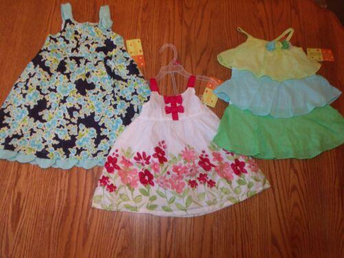 Nwt Penelope Mack Girls Toddler Baby Sundress Dress Sleeveless 3T 18M