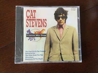 Cat Stevens: I Love My Dog - Germany - (CD - 1966 - 69) New