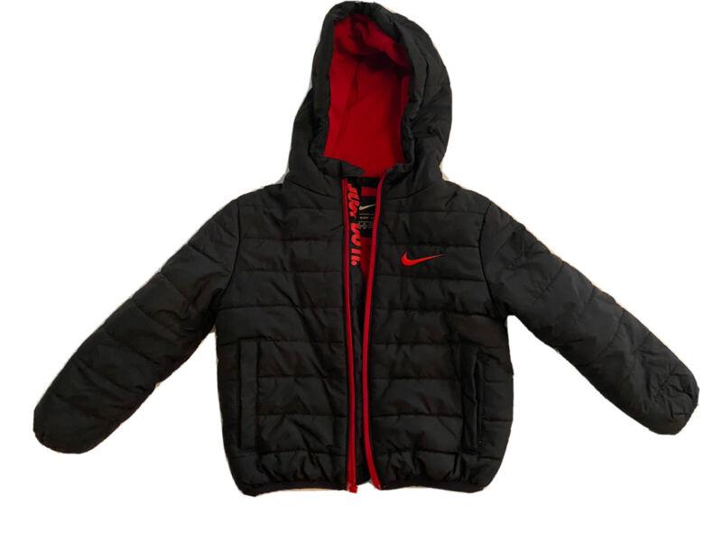 Nike Boys Essential Padded Winter Jacket - 2T - 1-2Yrs - AL0169