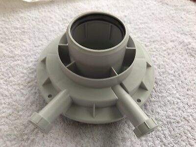 Vaillant EcoTec Pro VUW 24 & 28 Boiler Flue Adaptor 180932 for sale  Shipping to Ireland