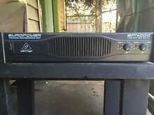 Power Amplifier Newport Hobsons Bay Area Preview