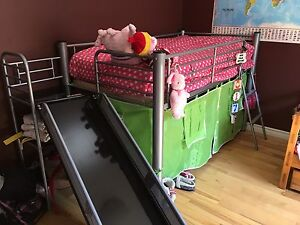 Kids sliding Bed  twin size.