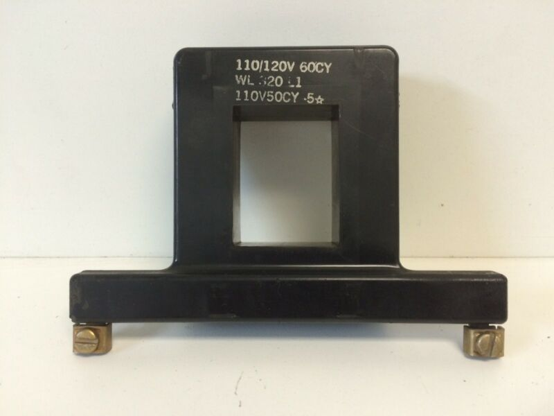 NEW TAKE OUT! JOSLYN CLARK 110A CONTACTOR 5DP3-5051-11 COIL WL320L1