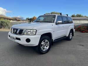 Nissan Patrol ST-S GUIV in excellent condition inside and out