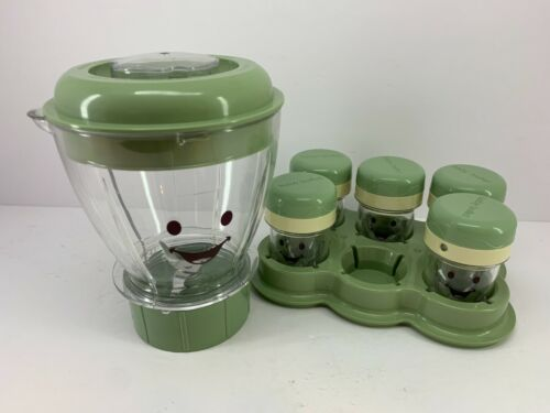 Magic Bullet Baby Bullet Pitcher With Lid and 5 Storage Containers