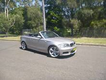 2008 BMW 135I LOW K'S Convertible MANY OPTIONS MUST SEE AS NEW Homebush West Strathfield Area Preview