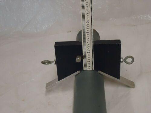 Brunson  K&E  Optical Alignment  Vee block scale  holders