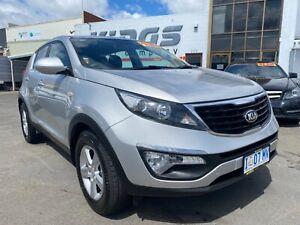 2016 Kia Sportage Si auto SUV North Hobart Hobart City Preview