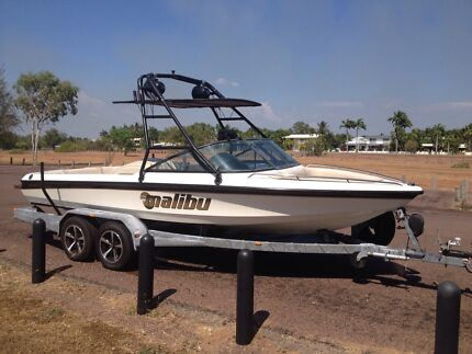 Ski & wake boat  Tiwi Darwin City Preview